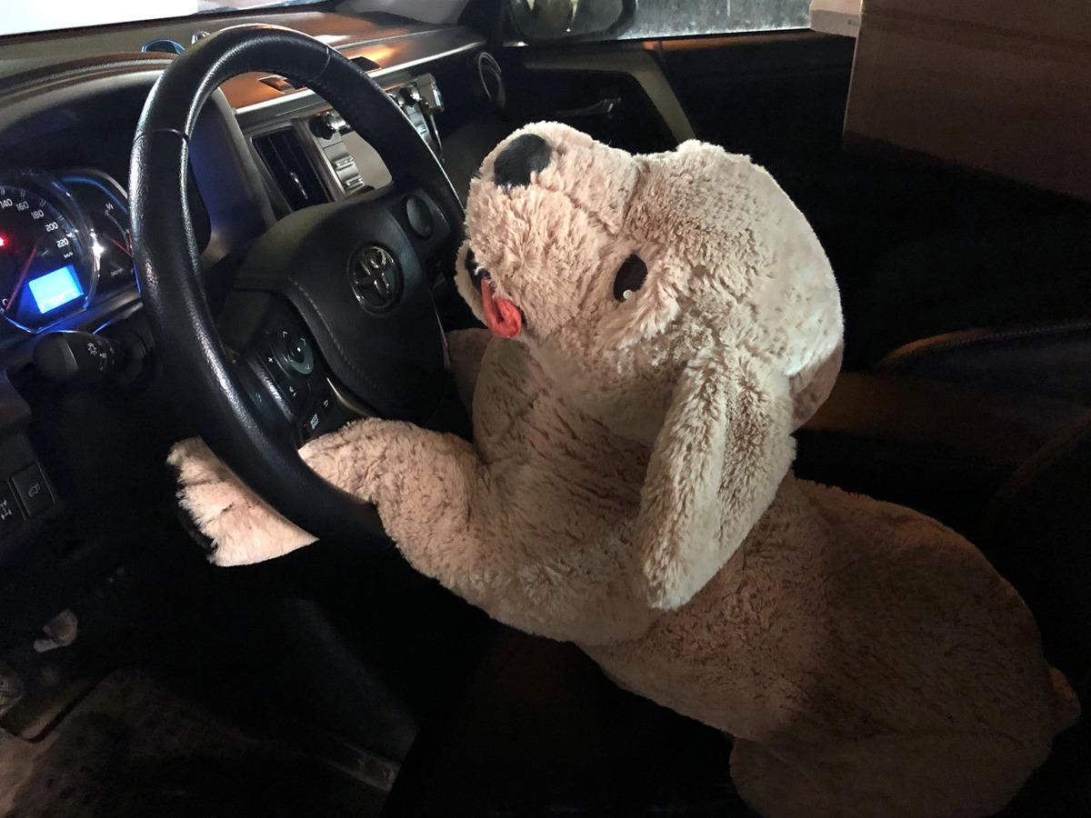 Пьяный уфимец угнал Audi A6, чтобы покататься по городу