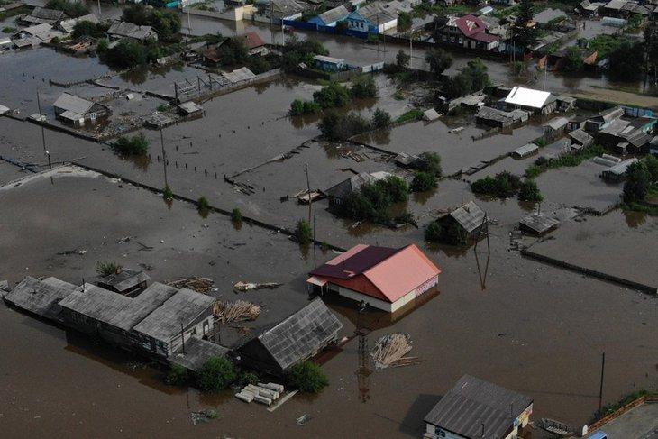 Минстрой и МЧС пересмотрят строительные нормы после паводков в Иркутской области