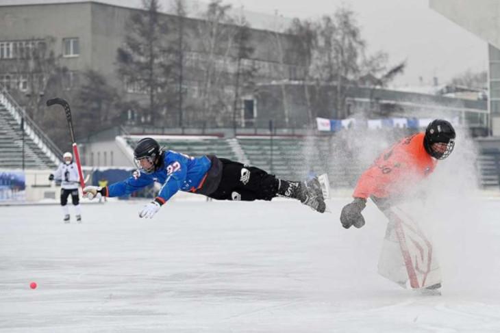 «Байкал-Энергия» обыграла кемеровский «Кузбасс» на домашнем льду
