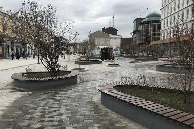 Движение автотранспорта по улице Урицкого полностью запретят днем