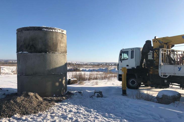 На «Усольехимпроме» закрыли скважину с отходами предприятия