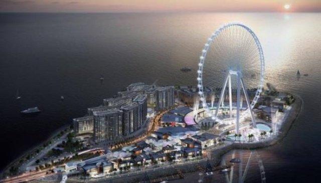 В Дубае строят самое высокое в мире колесо обозрения