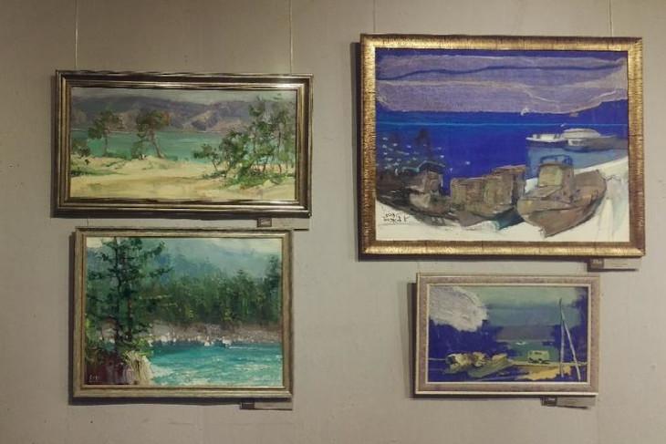 Выставка «Краски Сибири» открылась в Иркутске