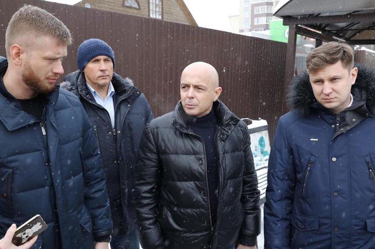 Парламентарии обсудили благоустройство и дороги Иркутска
