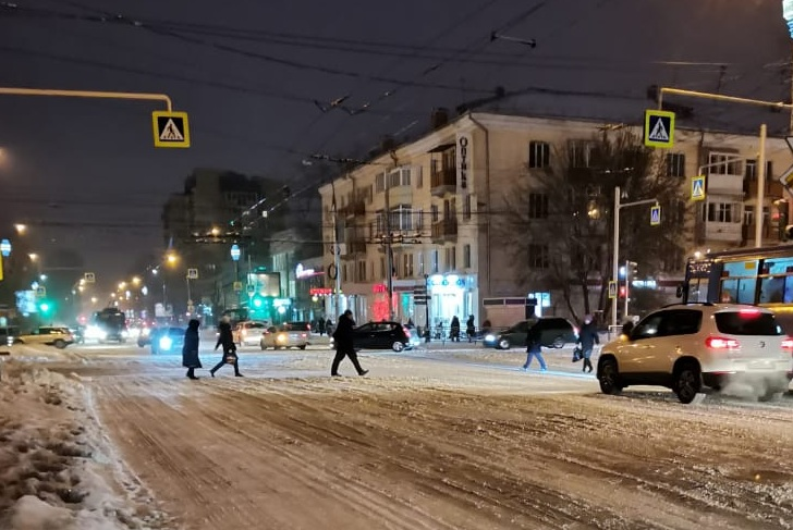 Снегопад в Иркутской области продлится до утра 3 декабря