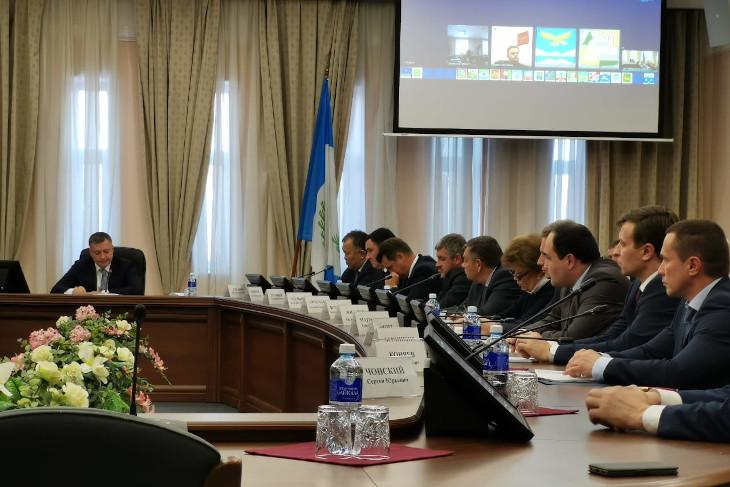Игорь Кобзев создаст рабочую группу по ликвидации последствий паводков в Иркутской области