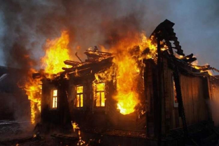 В Зиме возбуждено уголовное дело по факту гибели ребенка на пожаре