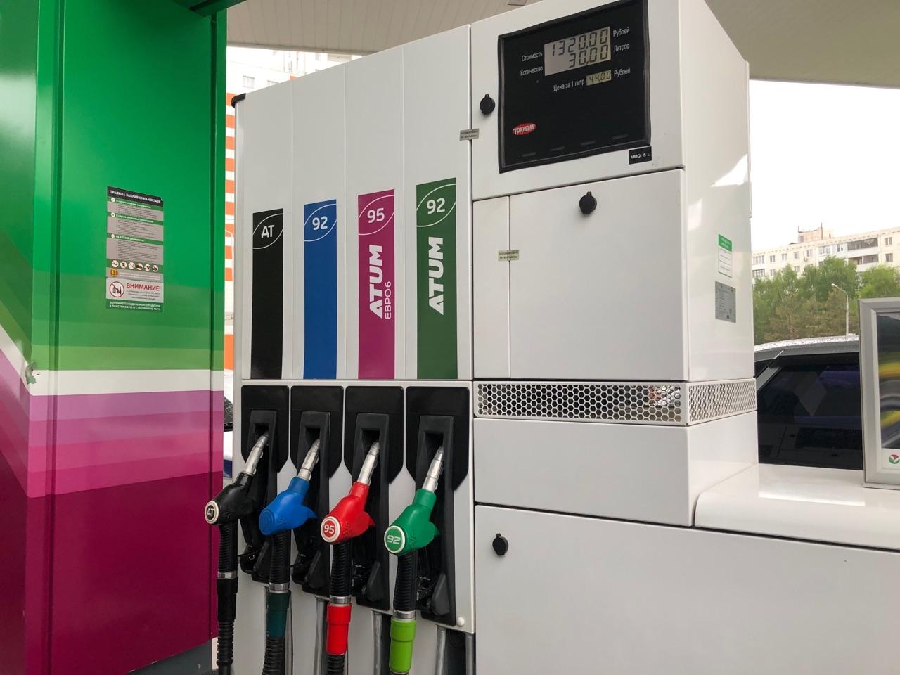 В Уфе внезапно выросла стоимость топлива