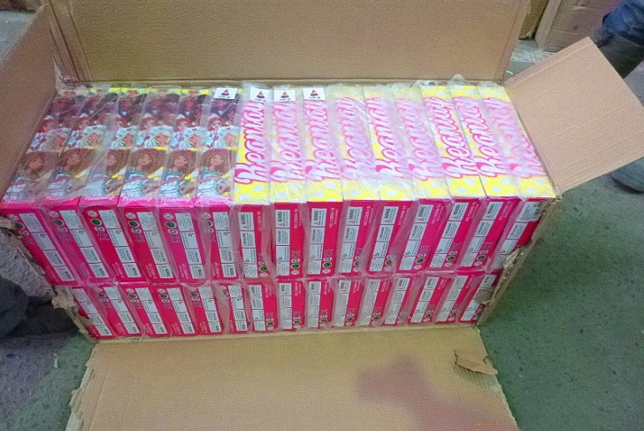 В Иркутске изъяли 60 наборов контрафактных Barbie