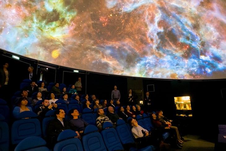 Бесплатный показ фильма пройдет в Иркутском планетарии 12 декабря
