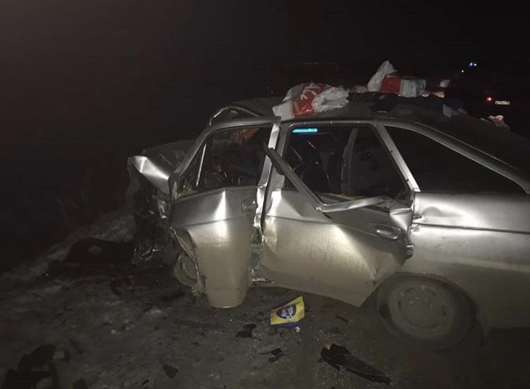 На трассе в Башкирии разбился 38-летний водитель «Двенадцатой»