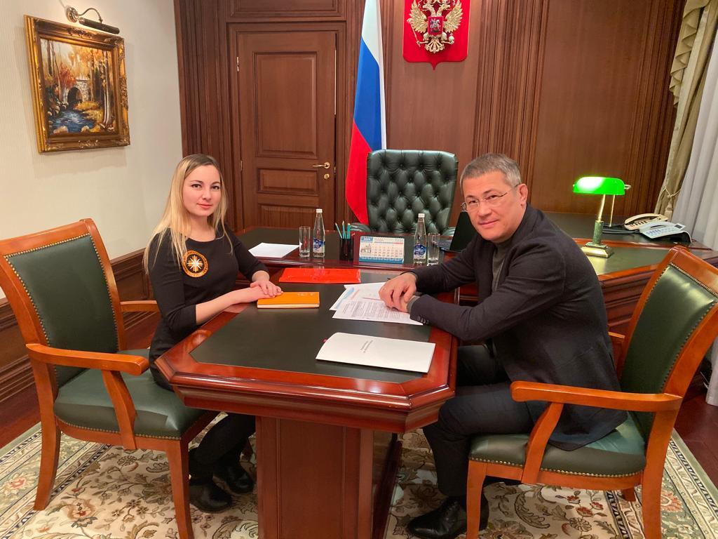 Руководитель отделения «Лиза Алерт» в Башкирии стала членом СПЧ при главе РБ