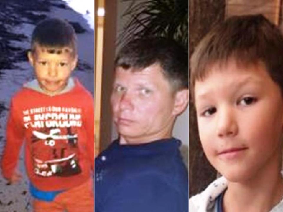 Пропавший без вести с двумя детьми Артем Мазов оставил жене записку