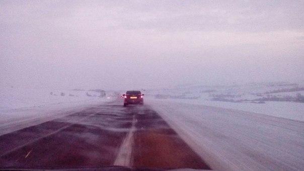 В Башкирии объявлено предупреждение об ухудшении погоды