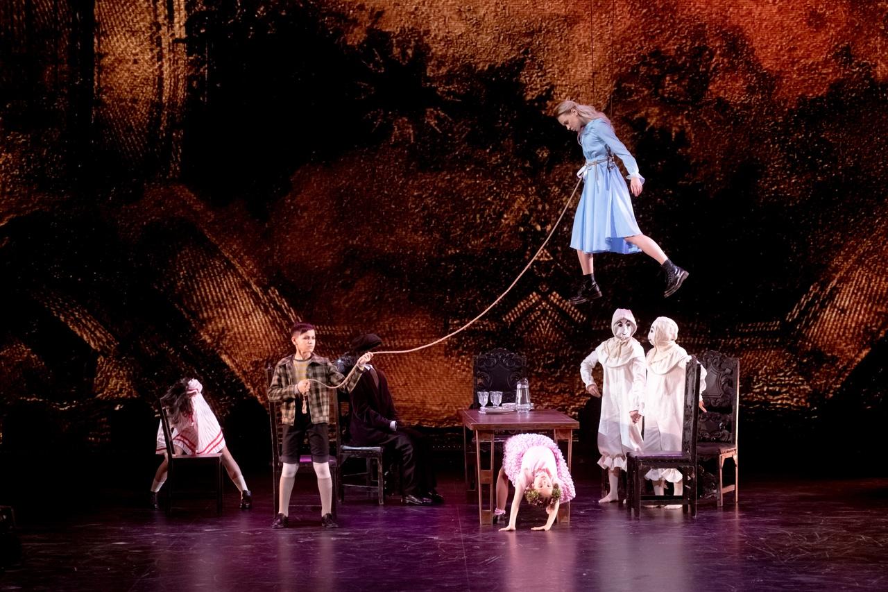 Юные жители Башкирии выступят в шоу «Танцы» на ТНТ с номером в стиле фильма «Дом странных детей мисс Перегрин»