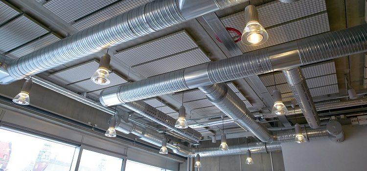 Качественные промышленные вентиляционные системы