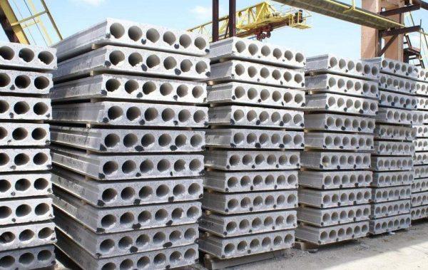 Надежные плиты перекрытия для любого вида строительства