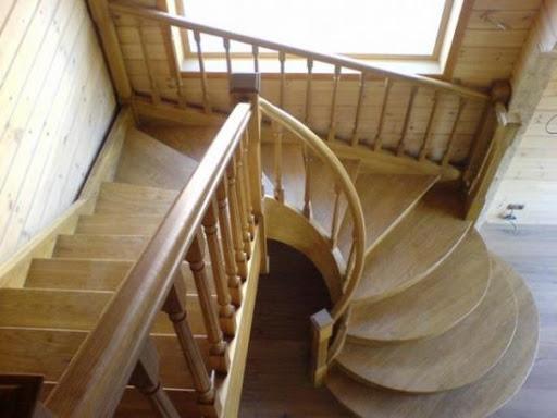 Изготовления лестниц в Минске